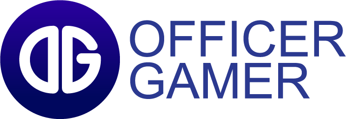 Officer Gamer Logo, officergamer.com