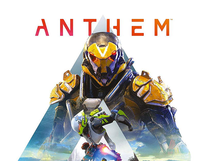 Anthem (Xbox One), Officer Gamer, officergamer.com