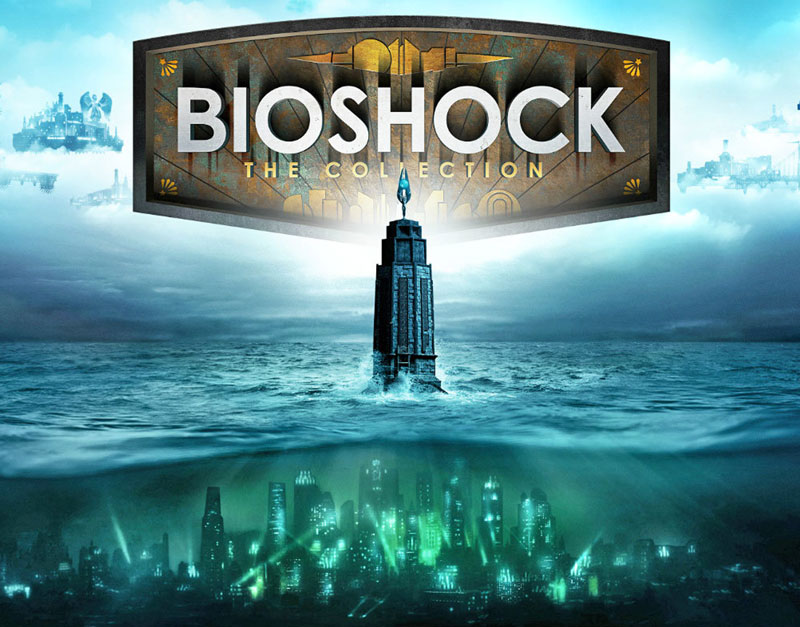 BioShock: The Collection (Xbox One), Officer Gamer, officergamer.com