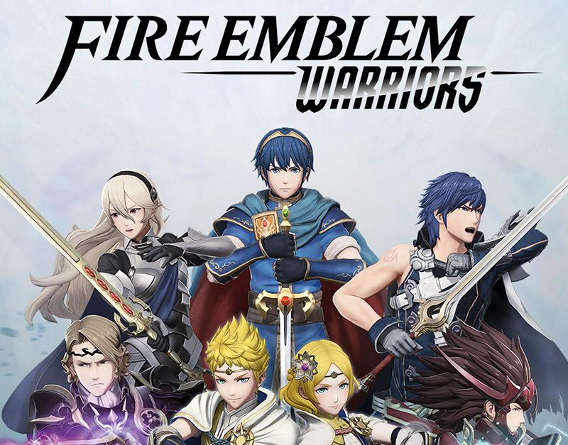 Fire Emblem Warriors (Nintendo), Officer Gamer, officergamer.com