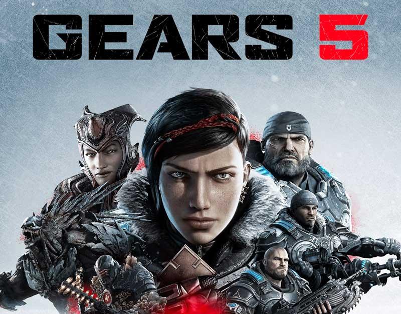 Gears 5 (Xbox One), Officer Gamer, officergamer.com