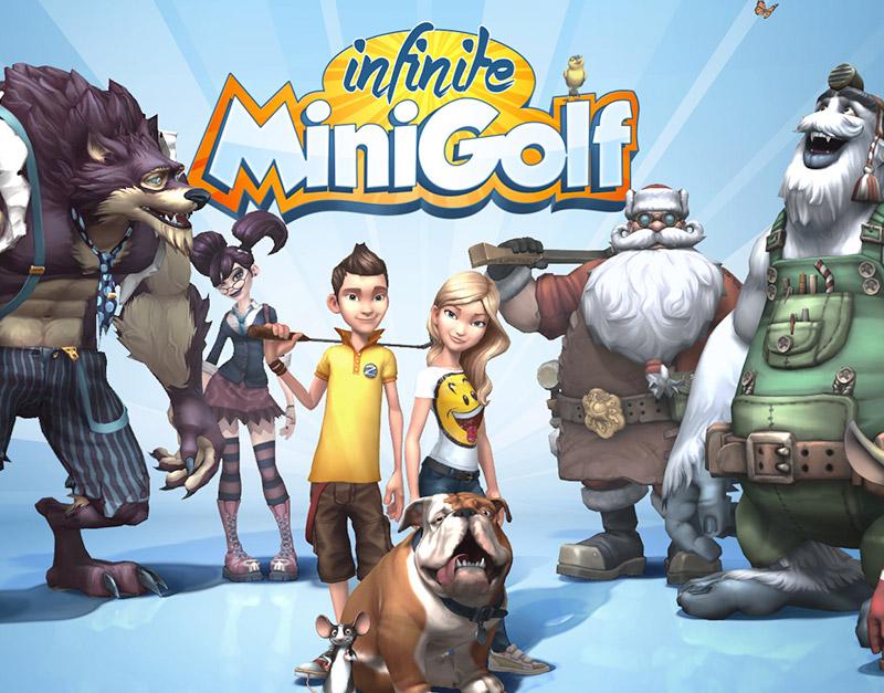 Infinite Minigolf (Xbox One), Officer Gamer, officergamer.com