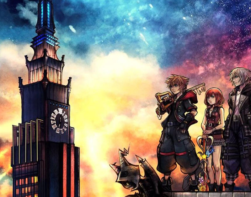 Kingdom Hearts 3 (Xbox One), Officer Gamer, officergamer.com
