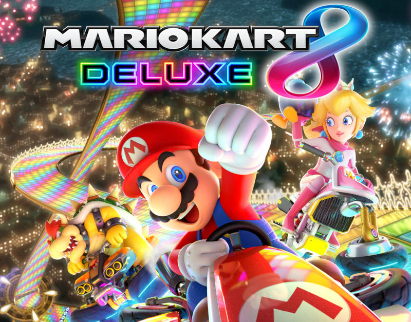 Mario Kart 8 Deluxe (Nintendo), Officer Gamer, officergamer.com