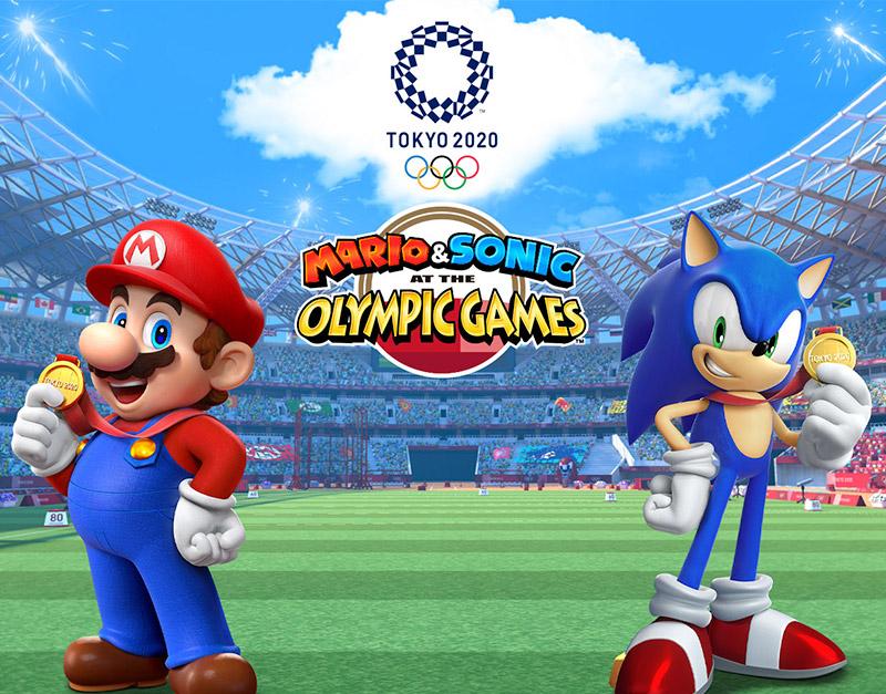 Mario & Sonic Tokyo 2020 (Nintendo), Officer Gamer, officergamer.com