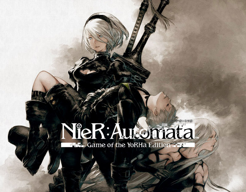NieR:Automata Become As Gods Edition (Xbox One), Officer Gamer, officergamer.com