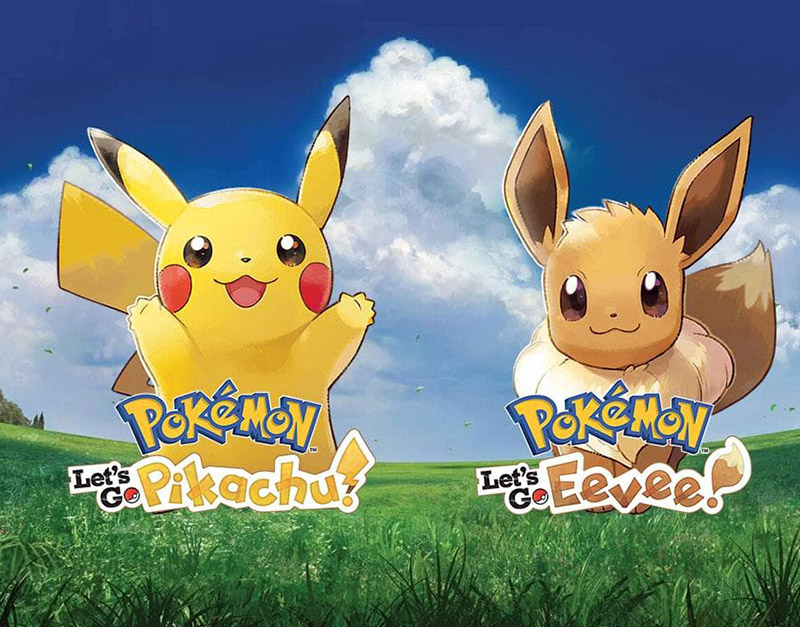 Pokemon Let's Go Eevee! (Nintendo), Officer Gamer, officergamer.com
