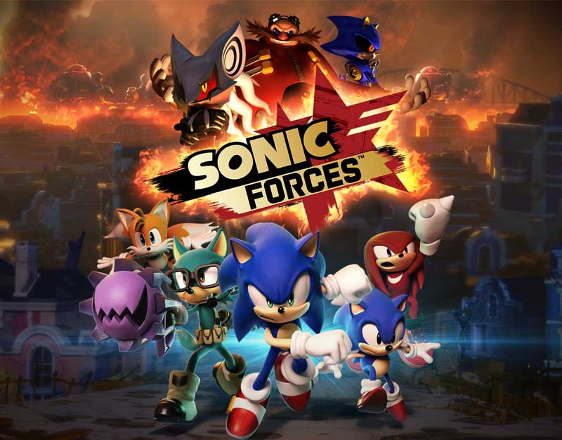SONIC FORCES™ Digital Standard Edition (Xbox Game EU), Officer Gamer, officergamer.com