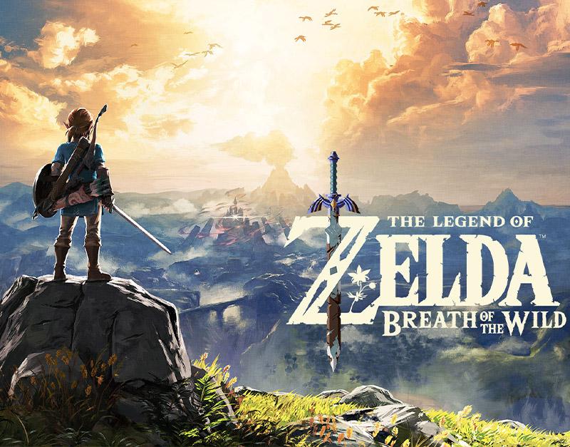 The Legend of Zelda: Breath of the Wild (Nintendo), Officer Gamer, officergamer.com