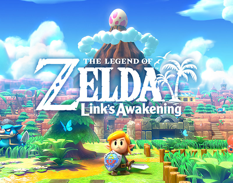 The Legend of Zelda: Link's Awakening (Nintendo), Officer Gamer, officergamer.com