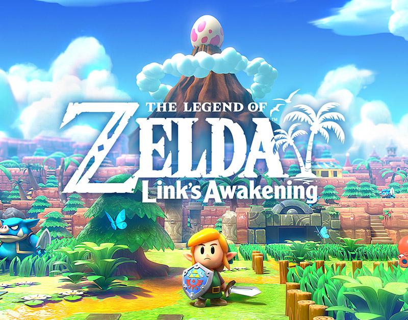 The Legend of Zelda: Link's Awakening (Nintendo), Officer Gamer, officergamer.com