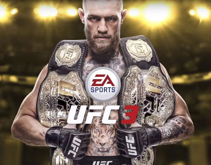 UFC 3 - Deluxe Edition (Xbox One), Officer Gamer, officergamer.com