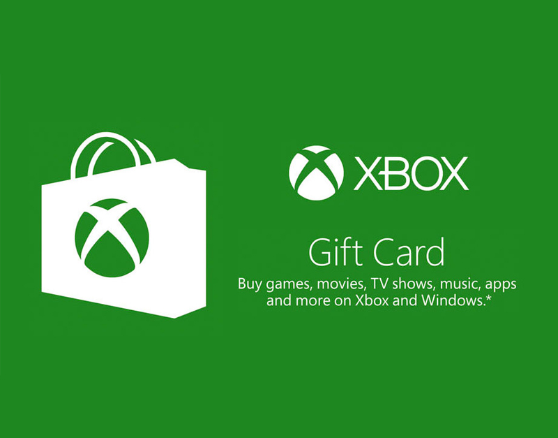 Xbox Live Gift Card, Officer Gamer, officergamer.com